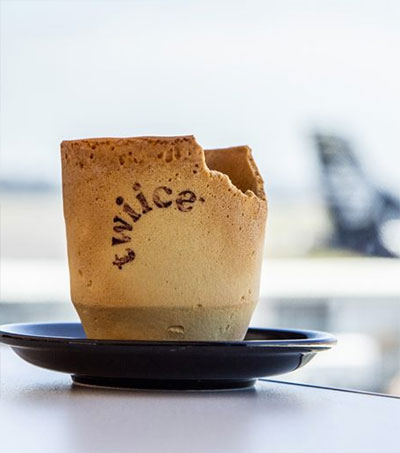 Guilt-Free Coffee With Air New Zealand