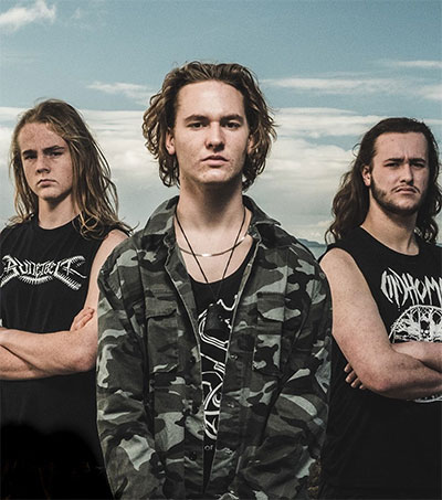 Alien Weaponry Earns Finnish Accolades