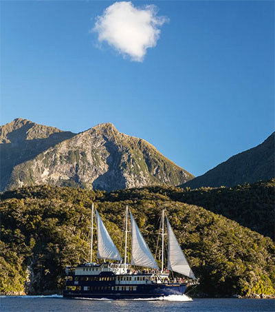 Experience True Silence in Doubtful Sound
