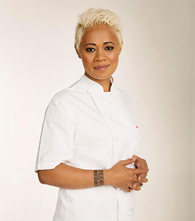 Chef Monica Galetti's Festive Food Tips