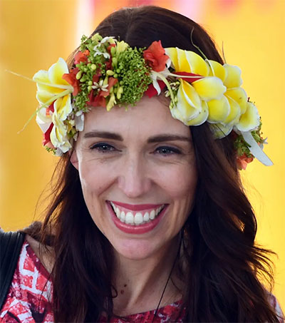 Jacinda Ardern is Pacific Person of the Year