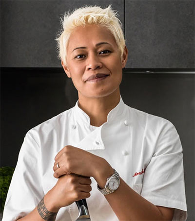 Monica Galetti Creates a Tropical Island Menu