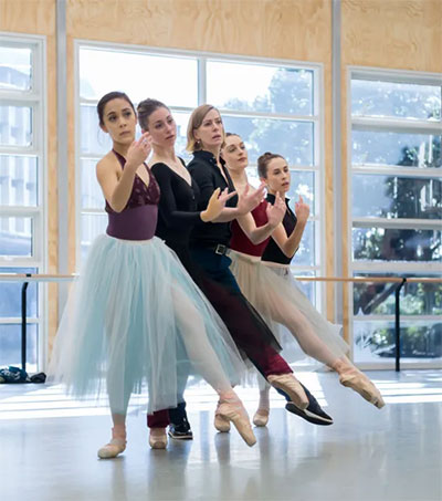 Royal New Zealand Ballet Has an All-Female Line-Up