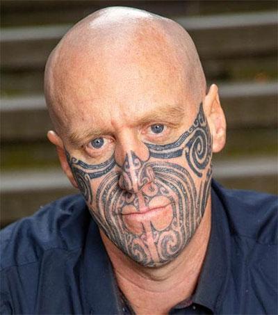 Māori Increasingly Asserting Identity with Tā moko