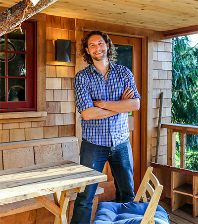 Big Future in Tiny Homes Says Bryce Langston