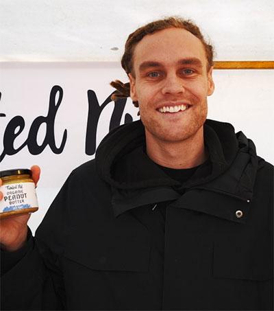 Corby Lovell Berlin's Peanut Butter Provider