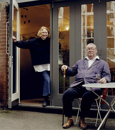 A British Kitchen with Margot and Fergus Henderson