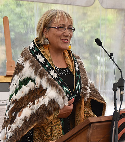 Businesswoman Mavis Mullins Speaks on Pukaha Treaty Reparations with NPR