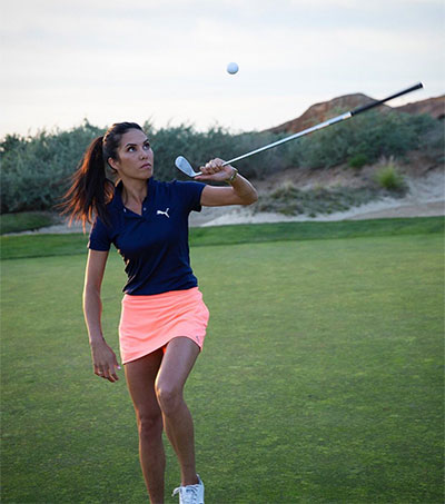 Tricky Golf Moves With Tania Tare