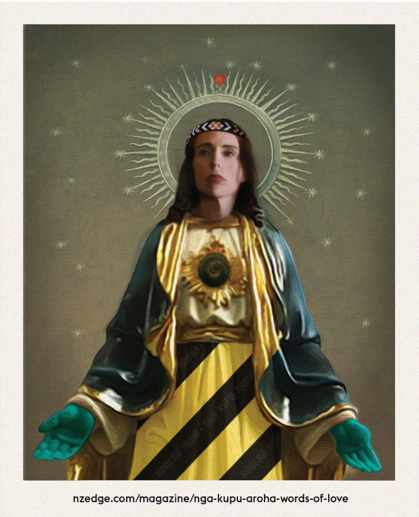 Te Whaea: Our Lady of Aotearoa