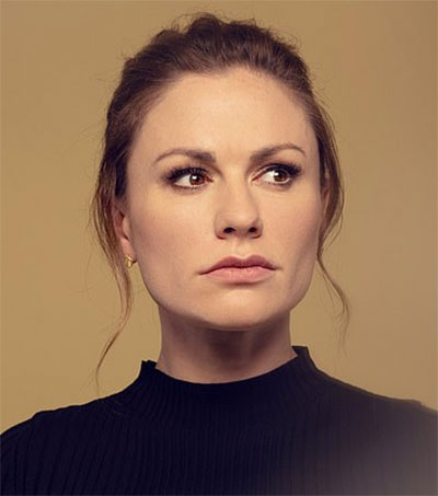Sixty Seconds With Anna Paquin