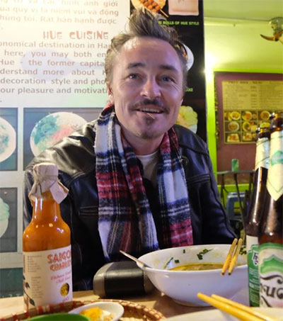 From TV to Hot Sauce Charlie Page Looks Ahead