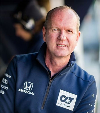 AlphaTauri's Graham Watson Explains His F1 Job