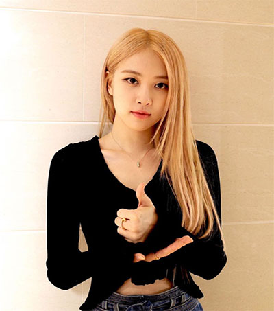 Rosé One Fourth of the Biggest K-Pop Band on Earth
