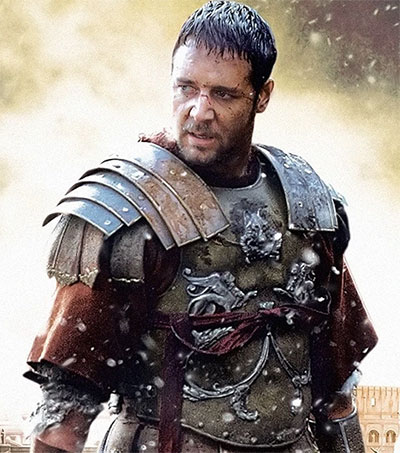 Russell Crowe's Gladiator Marks Two Decades