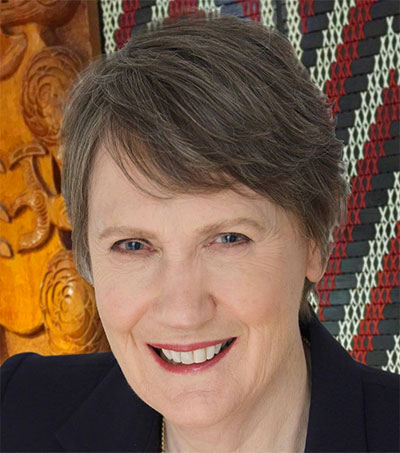 Helen Clark to co-Lead WHO COVID-19 Panel on Global Response, Future Prevention