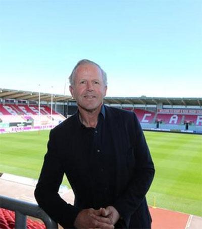 Scarlets Names Sean Fitzpatrick Board Member
