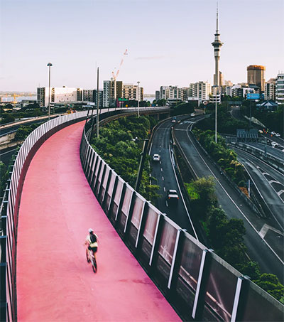 Travel + Leisure Takes in the Best of Auckland