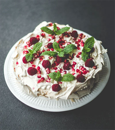 Pavlova's Origins Date Back Two Centuries