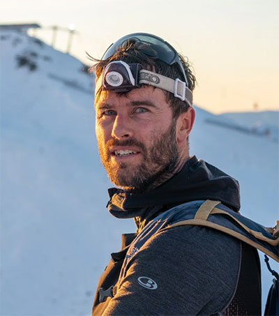 Pete Oswald Skiing to Reforest Madagascar