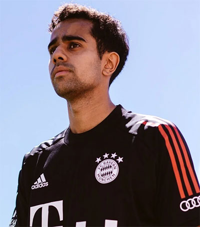 Bayern Munich and Nuremberg Share Sarpreet Singh