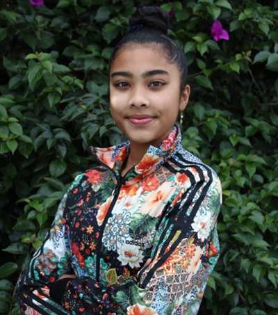 Auckland Student Aysha Hussan Aims High