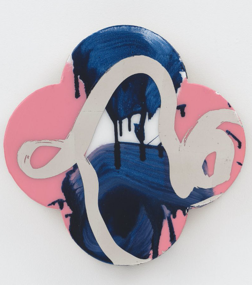 Max Gimblett Shows Juggernaut in San Francisco