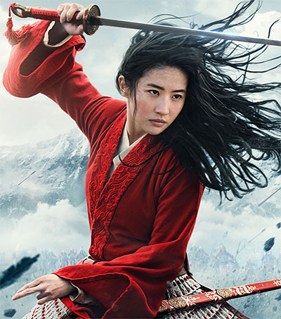 "Niki Caro's Mulan ""a dazzling, moving, hair-prickling spectacle"""