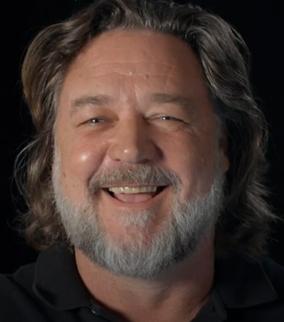 Chur, Russell Crowe Educates Vanity Fair Readers