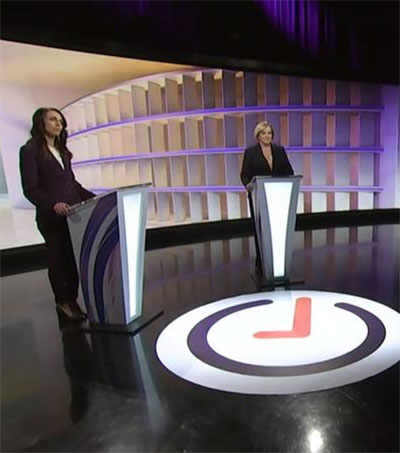 New Zealand's Political Debates Show What Changes When Two Women Lead