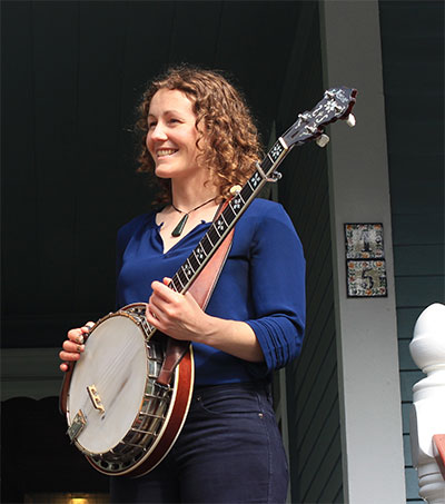 Steve Martin Awards Catherine Browness Banjo Prize