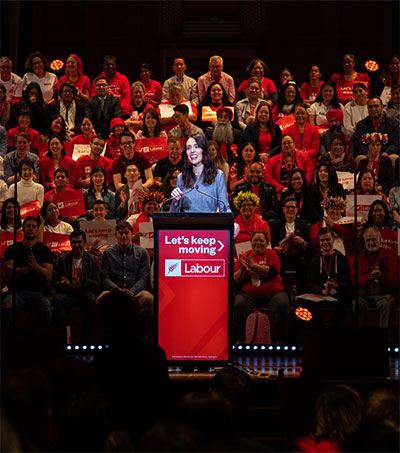 Global Media Outlets React to Jacinda Ardern's Win