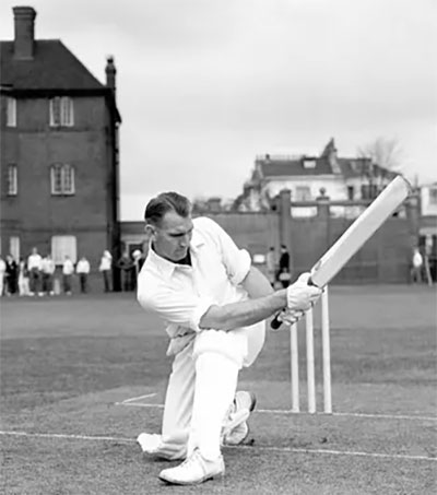 John Reid a Cricket Player of Uncontested Standing