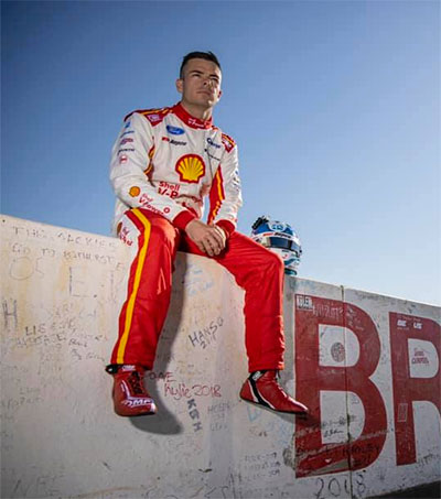 Racer Scott McLaughlin Switches Super for Indy