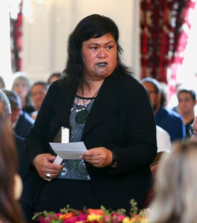 "Nanaia Mahuta ""blazes new trails"" as foreign minister"