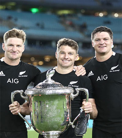 All Blacks Inflict Record Defeat on Wallabies