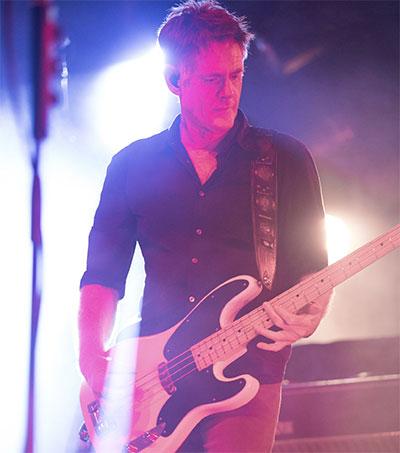 Haere Rā Midnight Oil Bassist Bones Hillman