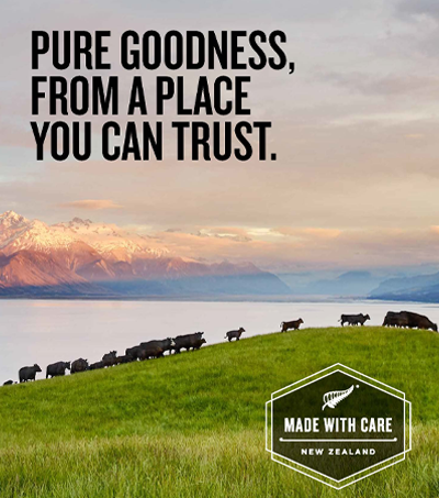 """""""Made with Care"""" showcases New Zealand's food and beverage on world stage"""