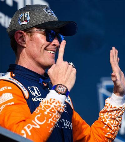 Sixth IndyCar Title for Racing Legend Scott Dixon