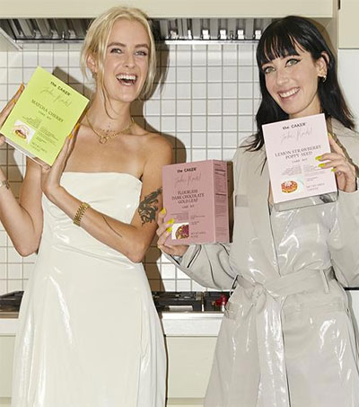 The Caker's Rondel Sisters Take Baking Kits to US