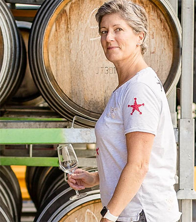 Vintner Jules Taylor Celebrates 20 Years