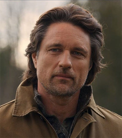 Martin Henderson Isn't Just Jack From Virgin River