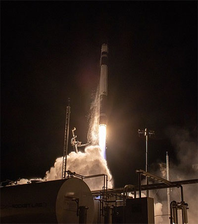 Rocket Lab Launches Sixth Successful Mission of '20