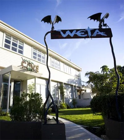Weta Digital Looks to Become Content Producer