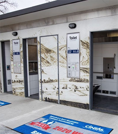 Exeloo Named America's Best Public Toilet