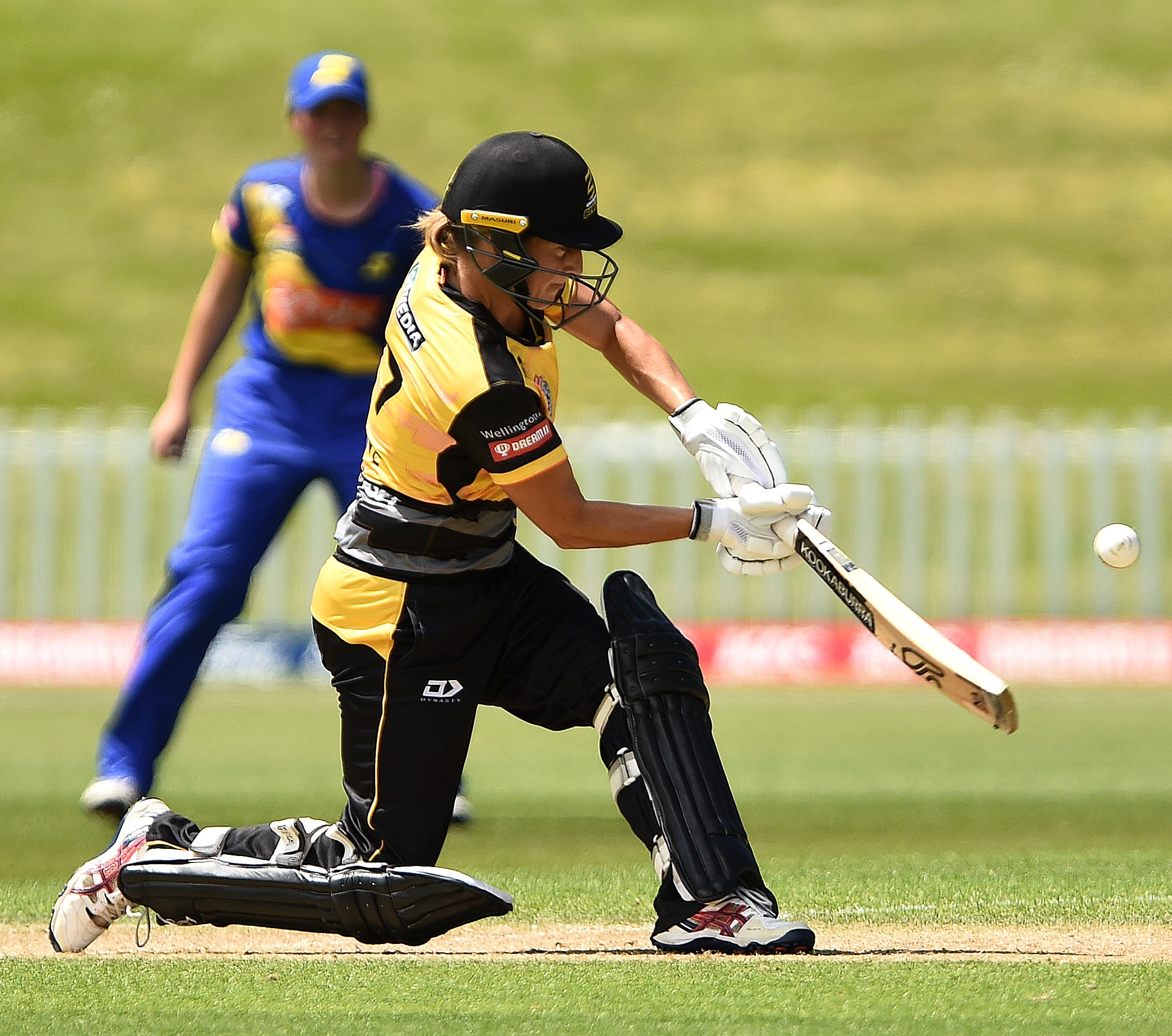 New Zealand's Sophie Devine scores 36-ball hundred, fastest-ever in women's T20 cricket