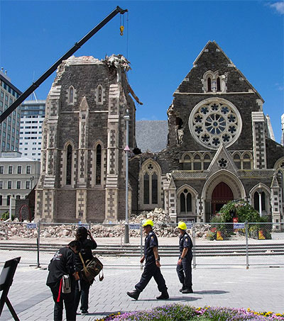 Christchurch Has Come Long Way Since Deadly Quake