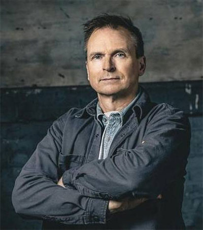 Amazing Race's Phil Keoghan Fronts Tough as Nails