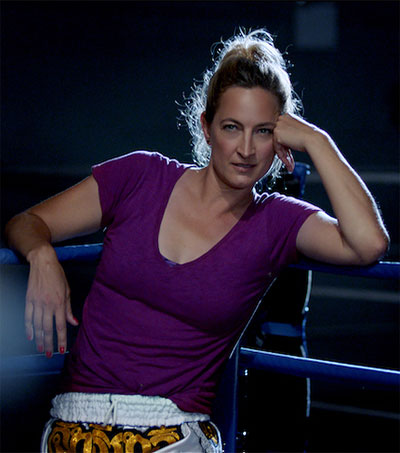 Stunt Royal Zoë Bell Embracing Collaboration