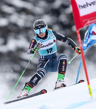 World Cup Giant Slalom Win for Alice Robinson